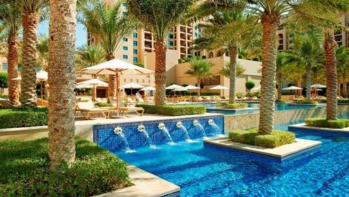 отель Park Hyatt Dubai 5* бассейн здание